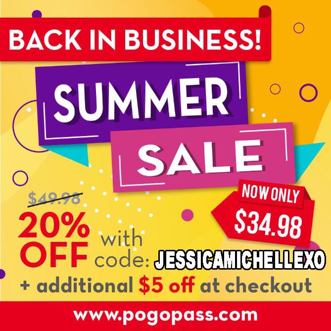 pogo pass summer sale
