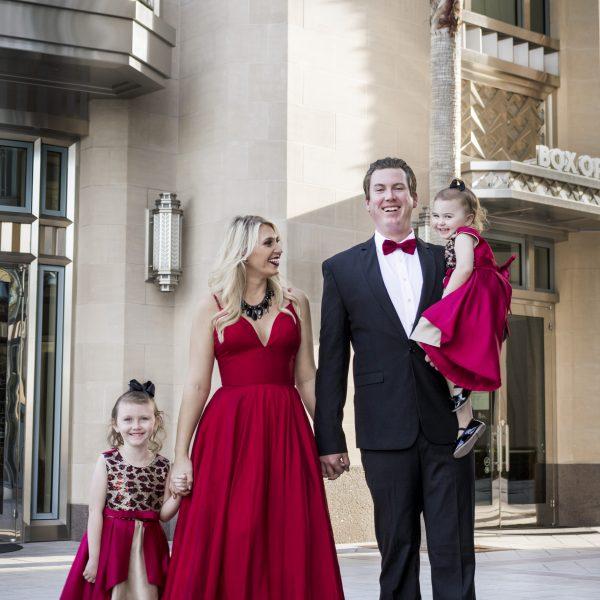 family photos at the smith center in las vegas nv formal attire