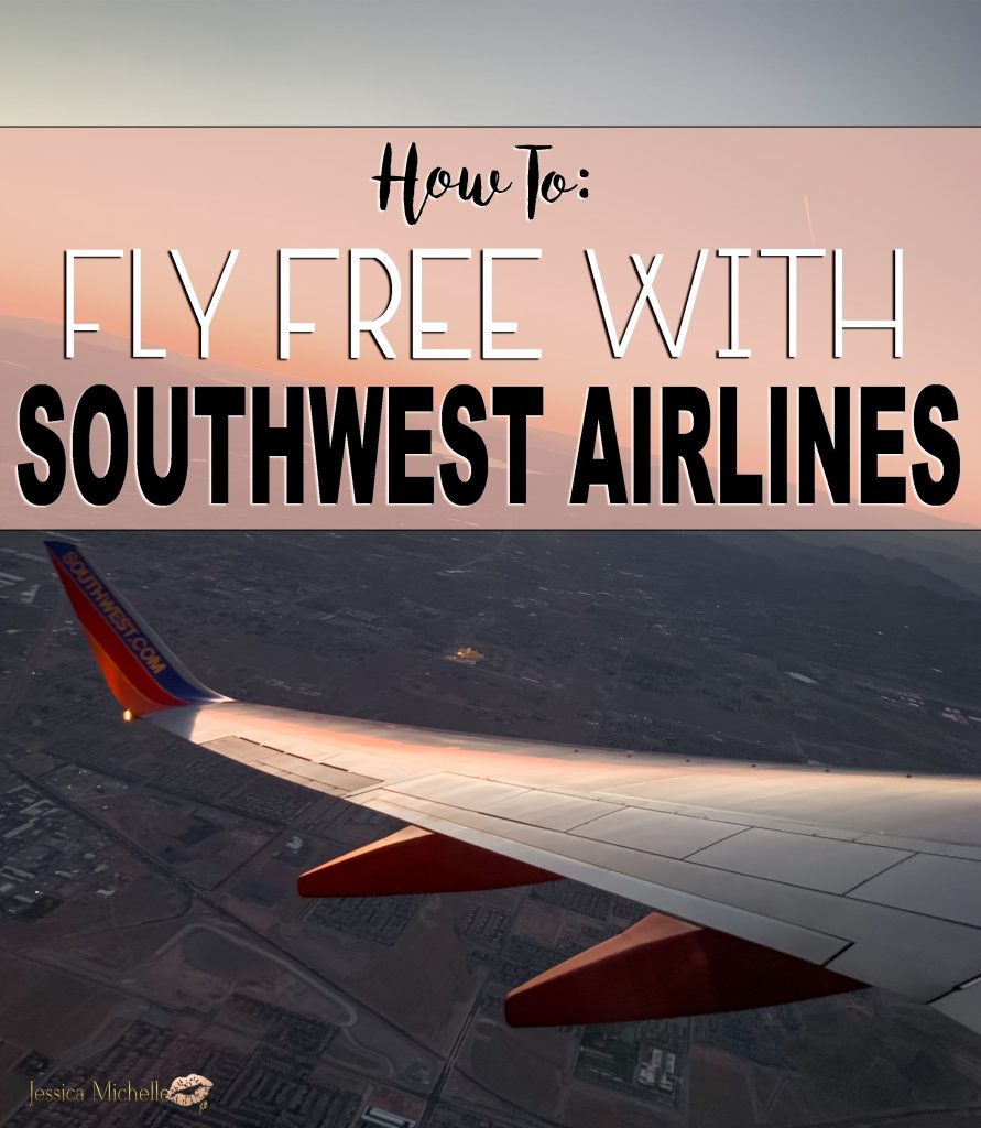 How to fly free with Southwest Airlines