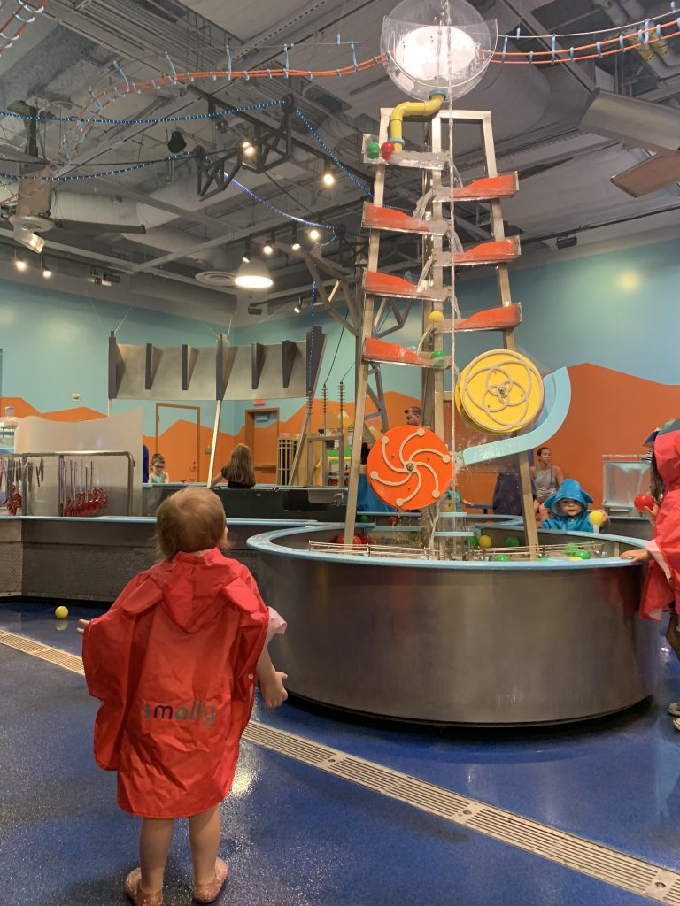 Children's Museum - pogo pass attraction