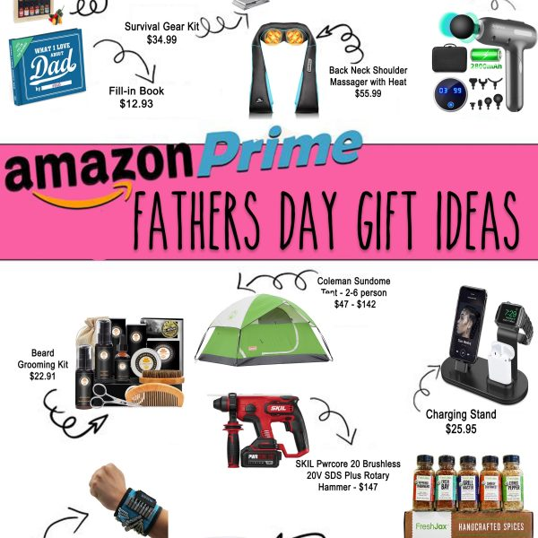 The best Amazon products for fathers day gifts