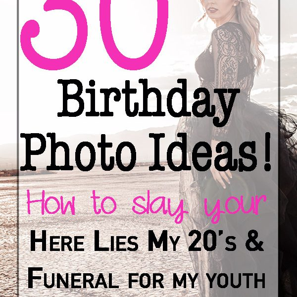 Funeral for my youth photoshoot, here lies my 20s, death to my 20s