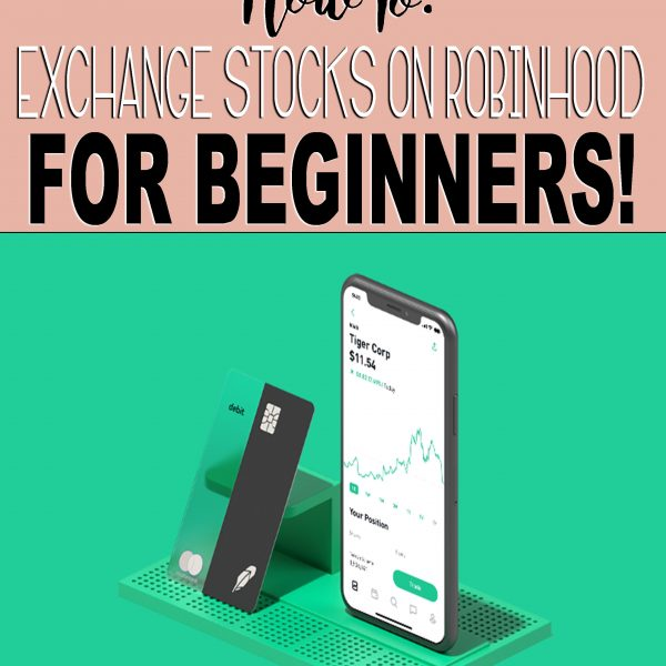 Here is my Robinhood for beginners guide